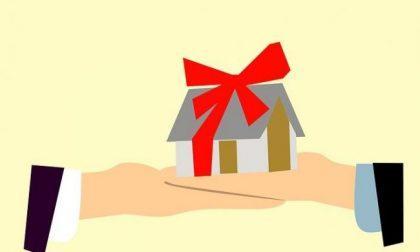 Sondriese riceve in regalo tre anni di affitto