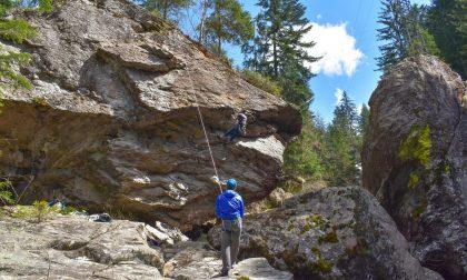 Montagna e sport, al via escursioni e arrampicate in falesia