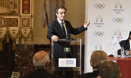 """Olimpiadi 2026, Fontana assicura: """"gare di sci in Valtellina"""""""