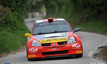 Gianesini secondo al Rally dei Colli Scaligeri