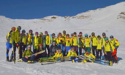 Albosaggia domina la Coppia Italia Giovani di Sci Alpinismo FOTO