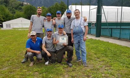Tasca nuovo presidente del Circolo Pescatori Santo Tirinzoni