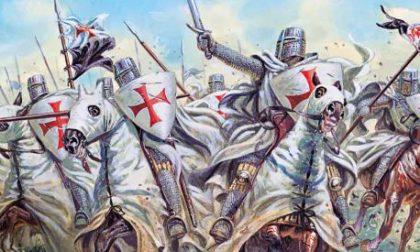 Altro che Dan Brown, mistero e tradizioni sul lago: nel week end cerimonia di investitura dei Cavalieri Templari