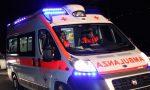 Auto contro ostacolo in centro a Sondrio, tre giovani all'ospedale