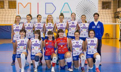 Domenica 19 maggio atto conclusivo del campionato Fipav di 2a Divisione femminile