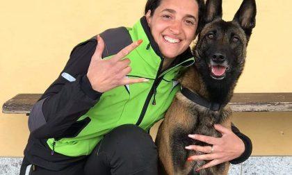 Erica e Trip qualificate per i mondiali di cani da soccorso