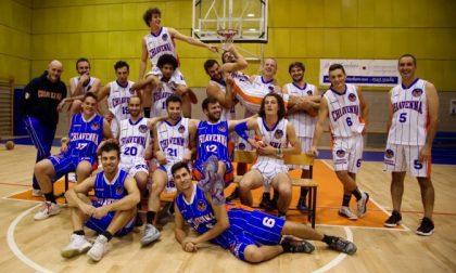 Basket Chiavenna ad Agrate per chiudere la serie