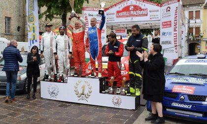 Due valtellinesi vincono il Rally dei Castelli Piacentini