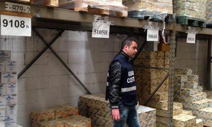 Sequestrata una tonnellata di prodotti ittici in Valtellina