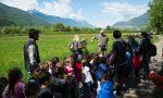 Il Parco Stelvio fa conoscere la natura ai bambini