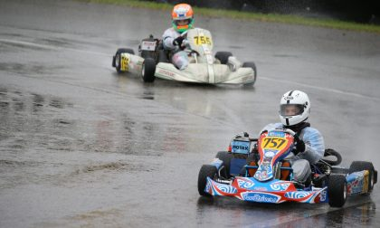 Go Kart: Giuseppe Forenzi di nuovo a podio