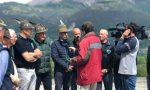 Anche Chi l'ha Visto in campo per ritrovare i cappelli degli alpini rubati dopo l'adunata FOTO