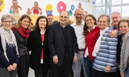 Grande festa a Sondrio per gli 80 anni di Don Valerio