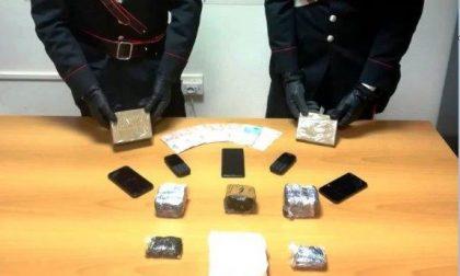 Arrestato spacciatore con droga tra le più pericolose