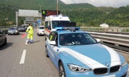 Maxi tamponamento sulla Statale 36, traffico in tilt