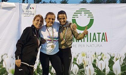 Cinzia Zugnoni conquista il Titolo Italiano
