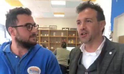Elezioni Europee 2019, il candidato dei 5 Stelle visita l'azienda aperta con il microcredito
