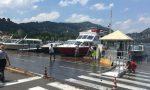 Il Lario esonda a Como: lungolago completamente chiuso alle auto