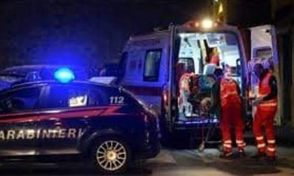 Incidente sulla Statale 38, tre giovani all'Ospedale