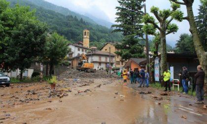 Emergenza maltempo: scene di devastazione da Premana, Primaluna e Dervio