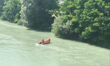 Ragazza scomparsa nell'Adda: due giorni di ricerche intensive ma ancora nessuna traccia