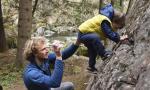 Gerolasass invita i più piccoli a un sport magico