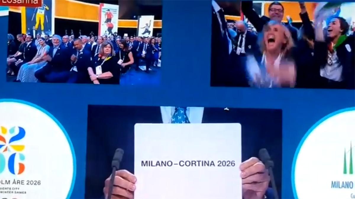 Olimpiadi invernali 2026 Milano Cortina: 22mila posti di lavoro in più