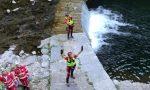 Cade nel torrente Bitto, 15enne grave all'ospedale FOTO