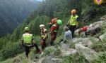 Donna scomparsa sui monti, intervengono i soccorsi VIDEO