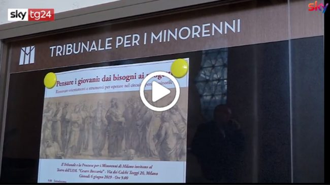 Minorenni condannati per tortura per la prima volta in Italia VIDEO