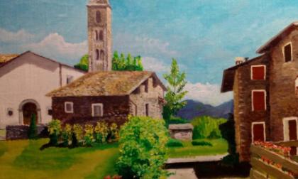 Apre oggi la mostra di Gianfranco Gandelli
