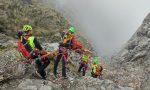 Escursionisti in difficoltà, salvati dai soccorsi