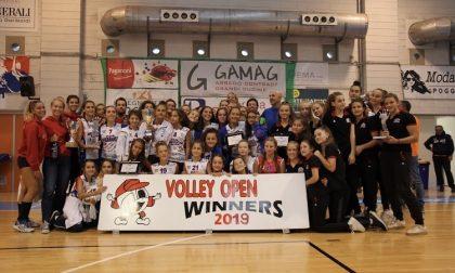 Volley Open, la festa della pallavolo giovanile