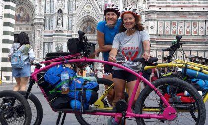 In cargo bike fino a Roma