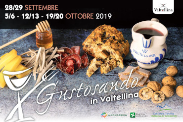 "Ritorna ""Gustosando in Valtellina"""