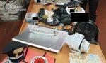 Padre e figlio valtellinesi arrestati con quasi un chilo di droga