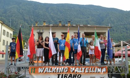 Annullato anche Walking Valtellina