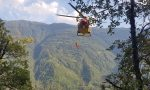 Brutte cadute in montagna, due escursionisti in ospedale