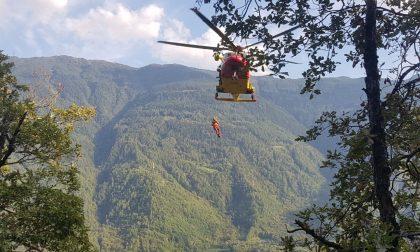 Tragedia in montagna, ragazzo trovato morto in Val di Togno