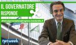 Regione Lombardia contrasta la violenza sulle donne   Il governatore risponde