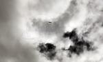 Presunto UFO sopra Ponchiera FOTO