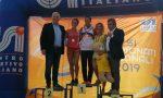 Cinzia Zugnoni Argento al Campionato Nazionale CSI