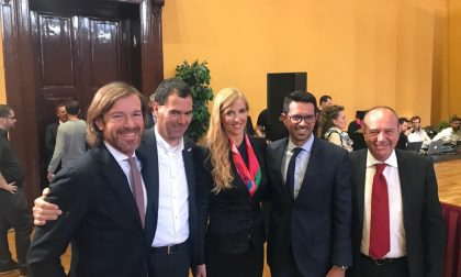 Presentato un Giro d'Italia che parla valtellinese