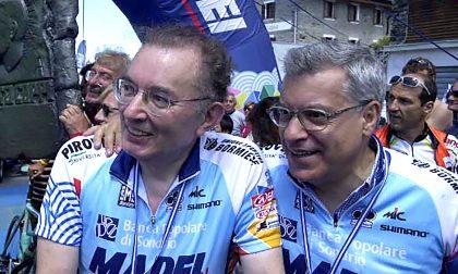 Anche la Valltellina piange Giorgio Squinzi