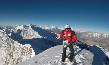 Da Valfurva alla cima dell'Himlung, nuova impresa per Federico Secchi FOTO