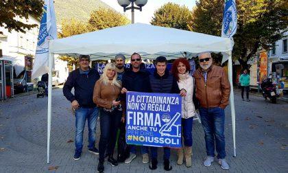 """A Sondrio la raccolta firme contro la """"cittadinanza facile"""""""
