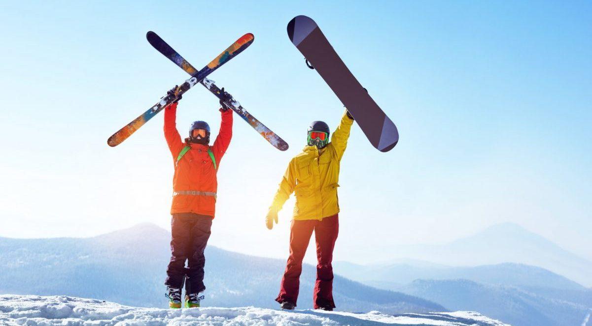 Vacanze sulla neve, meglio sci o snowboard? - Giornale di Sondrio