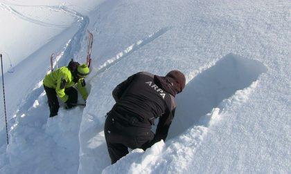 Riparte il bollettino neve e valanghe