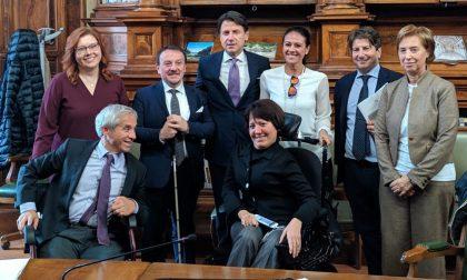 """Disabilità, M5S: """"Soddisfatti per proficuo incontro con Conte"""""""