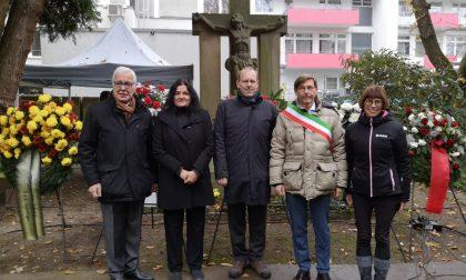 Vittime delle guerre, una delegazione di Sondrio a Sindelfingen – FOTO
